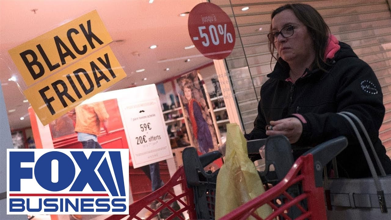 National Retail Federation: 114 million people to shop this Black Friday