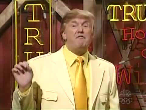 Saturday Night Live - Donald Trump's House Of Wings