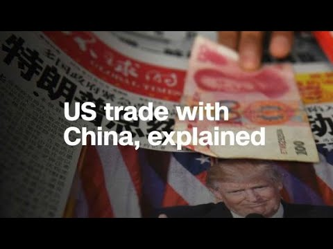 US trade with China, explained