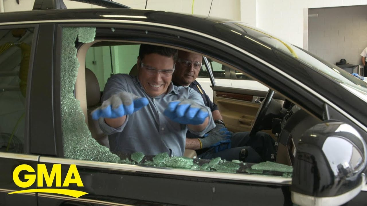Why knowing the type of car windows you have could save your life