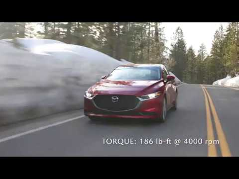 2020 Mazda3 Sedan - Performance