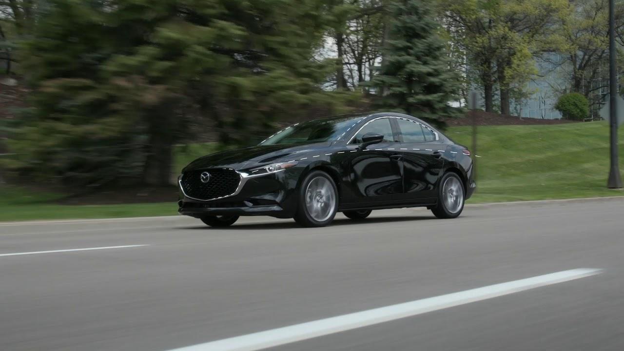 2020 Mazda3 Sedan - Safety