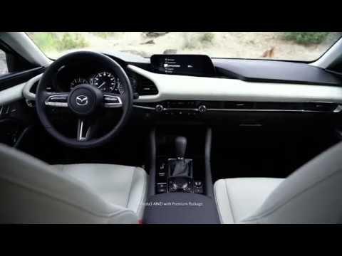 2020 Mazda3 Sedan - Interior Features