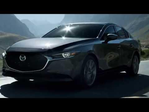 2020 Mazda3 Sedan -Exterior Features