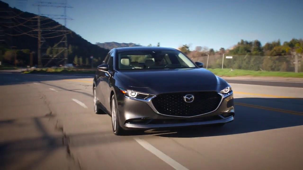 All New Next Generation 2019 Mazda3 Sedan -Driving Precision