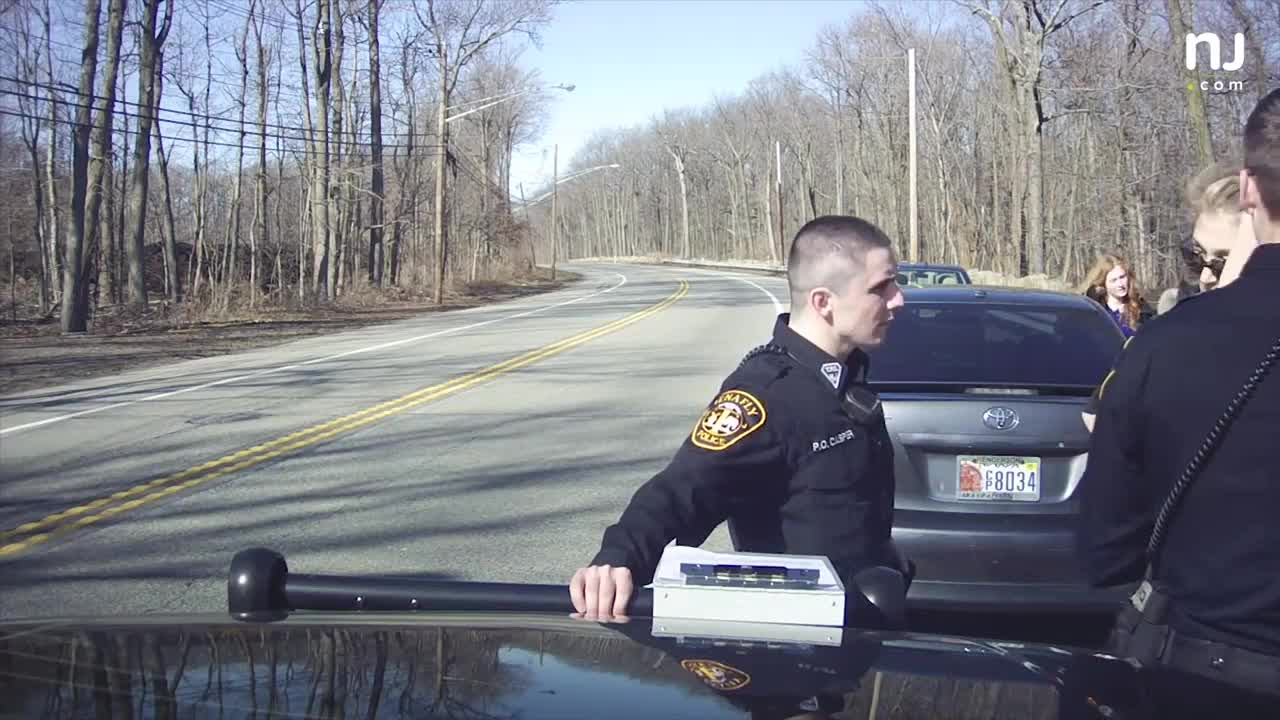 Port Authority commissioner confronts police during N.J. traffic stop