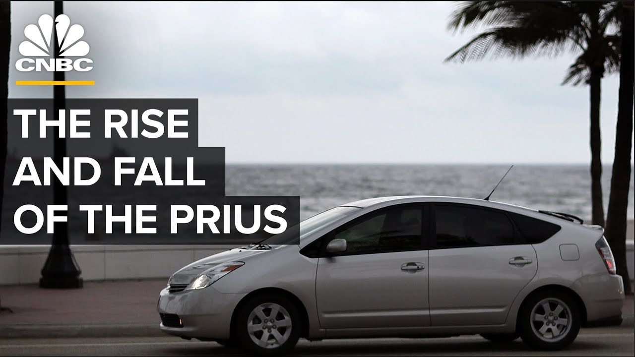 The Rise And Fall Of The Toyota Prius