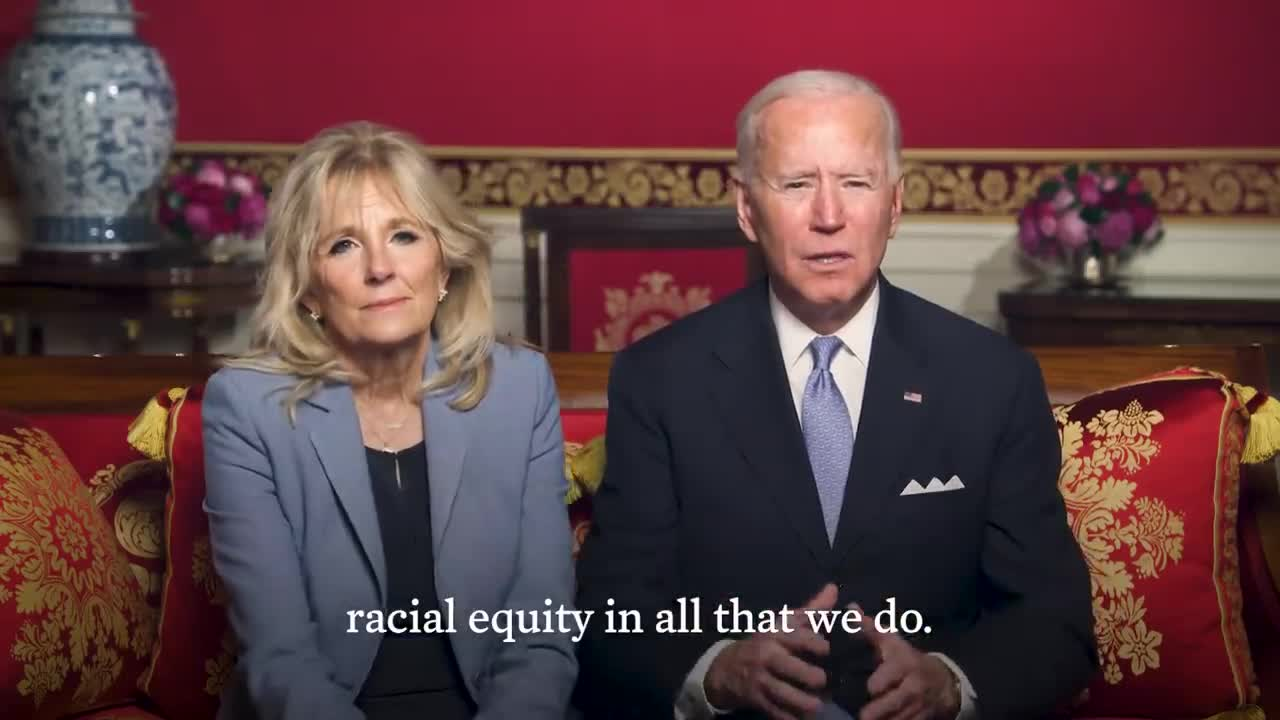 A Lunar New Year Message From The Bidens